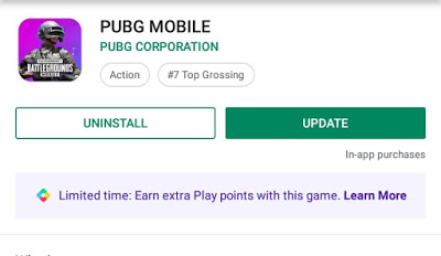 How to Update PUBG Mobile Korea Japan playstore