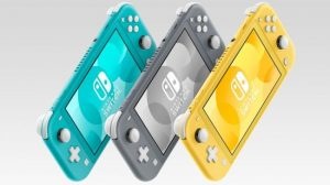 Nintendo Switch Lite Price and Release Date