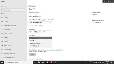 3 Way to Rotate Your Windows 10 Screen