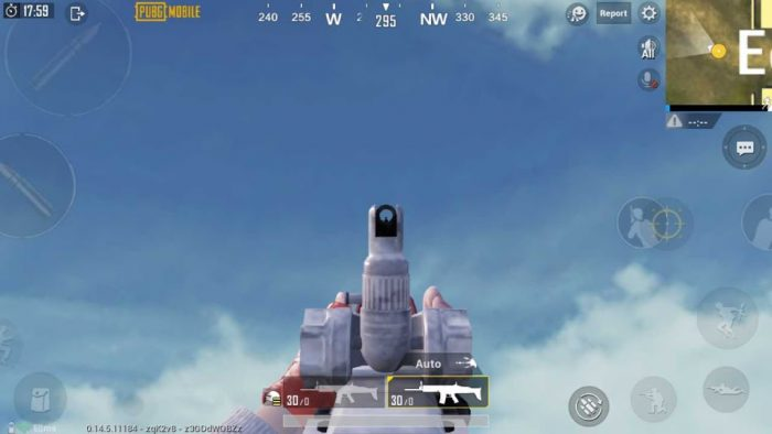 Config PUBG Mobile Smooth 620p Extreme 60 FPS AA On