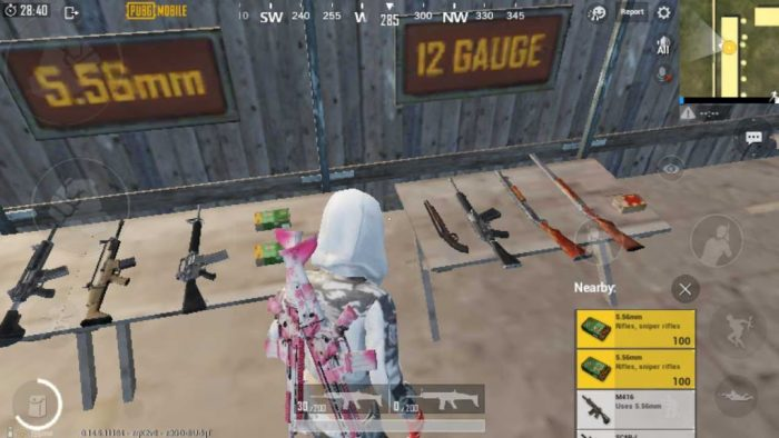 Config PUBG Mobile Very Low Graphics Smooth 360p 40 FPS