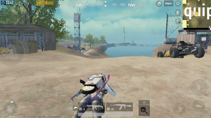 Config PUBG Mobile Smooth 540p iPhone 8 Plus Extreme Frame Rate 60 FPS