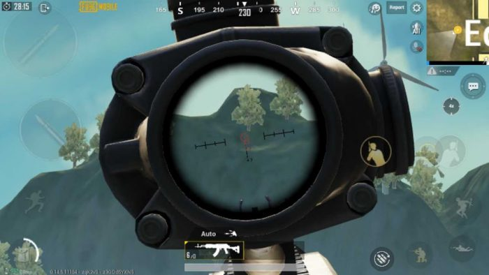 Config PUBG Mobile Smooth 360p Extreme Potato Project No Anti Aliasing