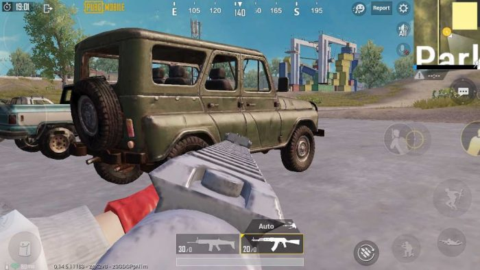 Config PUBG Mobile HD 60 FPS Extreme 720p No Shadow AA OFF No Shadow