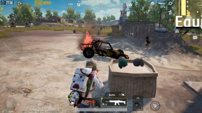 Config PUBG Mobile HDR 540p Extreme 60 FPS Soft Style