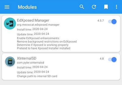 how to use sdcard as internal storage android