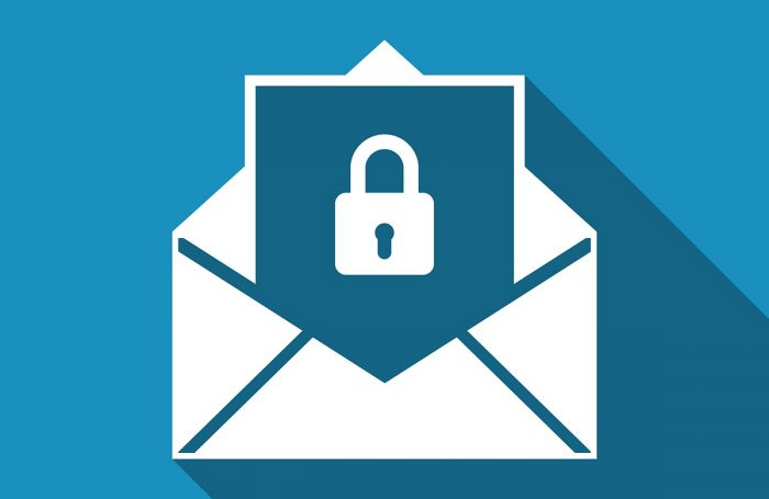 How to secure an email
