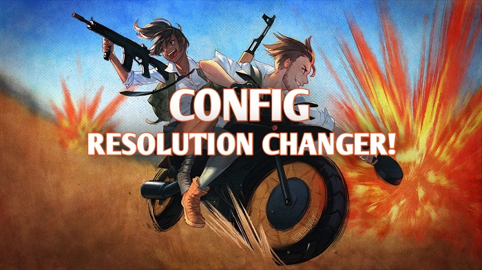 How to Change Resolution in PUBG Mobile with Config