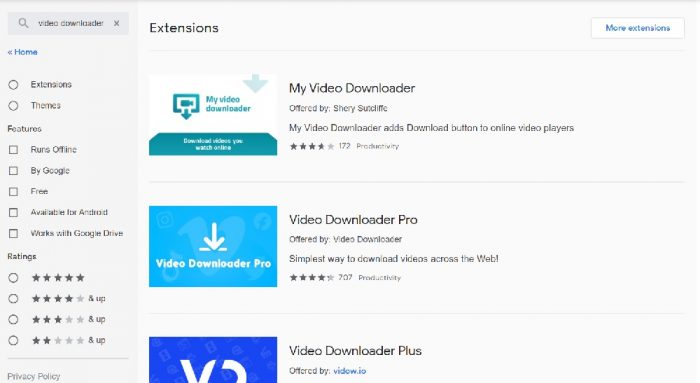 How to Download Videos from Any Website in Google Chrome